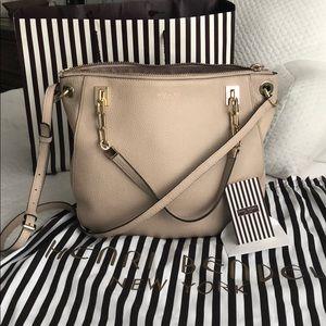 Henri Bendel Nude/Beige Handbag